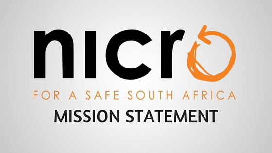 NICRO mission statement